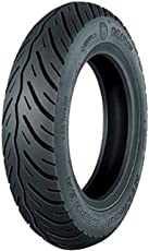 MRF Nylogrip Zapper 120/70-10 54L Tubeless Scooter Tyre, Rear