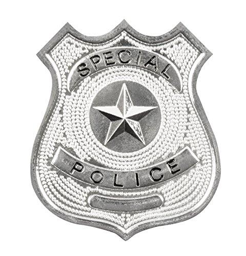 chen Special police (Halloween-kostüm Fbi-agent)
