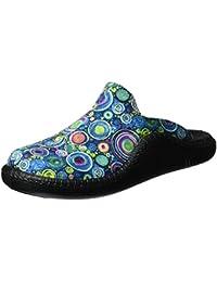 Romika Damen Mokasso 126 Pantoffeln