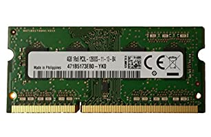 Homei 4 GB, 204-Pin SODIMM, DDR3 PC3L-12800S, 1600 MHz, RAM-Speicher für Laptop