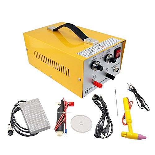 Beautiful Spot Welding Gun Soldering Torch For Car Dent Repair Welder W/ Triggers Reliable Outstanding Features Welding & Soldering Equipment