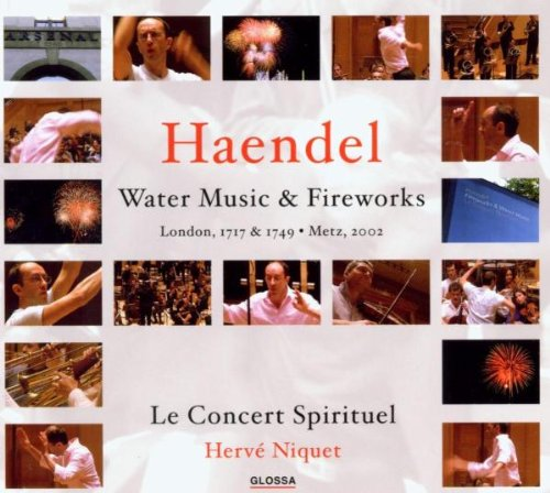 HAENDEL - Water Music - Fireworks