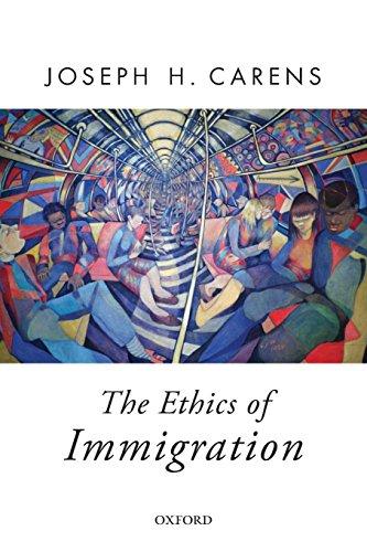 The Ethics of Immigration (Oxford Political Theory) por Joseph H. Carens
