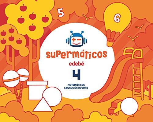 Supermáticos cuaderno 4