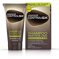 Just For Men Control GX Champú Reductor de Canas - Tinte para las canas del pelo