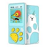 Wiwoo 8GB Lecteur MP3 pour Enfant, Lecteur Digital Audio Portable avec Jeux, Radio,...