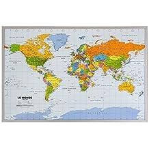 Suchergebnis Auf Amazon De Für Weltkarte Fähnchen Interkart