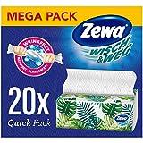 Zewa Wisch&Weg Quick Pack Küchenrolle als praktische Einzeltücher im Softpack