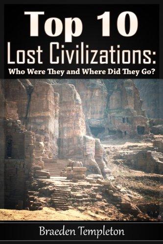 Top 10 de Civilizaciones Perdidas: ¿Quiénes Eran y Dónde se Fueron? por Braeden Templeton