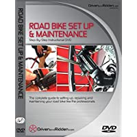 ROAD BIKE SETUP & MAINTENANCE DVD - PRO GUIDE