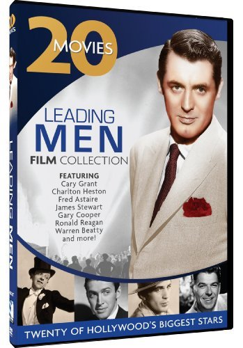 Leading Men Film Collection - 20 Movie Set by Cary Grant (Dvd Cary Grant-box-set)