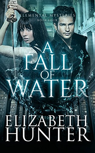 A Fall of Water: Elemental Mysteries Book Four