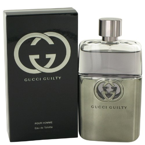 Gucci By Gucci Pour Homme Von Gucci Für Herren. Eau De Toilette Spray 3.0 Oz / 90 Ml