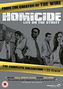 Homicide: Life on the Street - The Complete Collection [DVD]