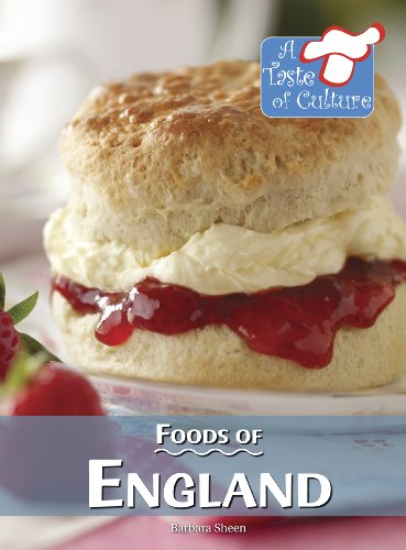 Foods of England (Taste of Culture)