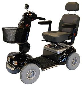 Roma Medical (Shoprider) Cadiz Class 3 Mobility Scooter - Black