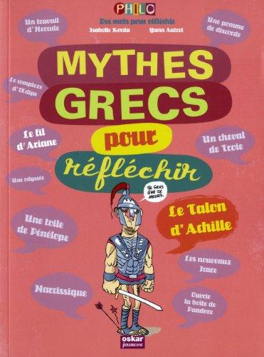 Mythes Grecs pour réfléchir