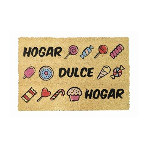 Dabuty Online, S.L. Felpudo hogar diseño Hogar Dulce Hogar antidesliz