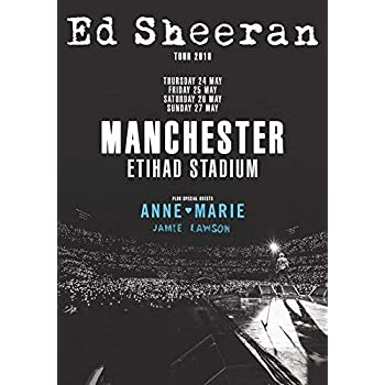 FREE P+P Ed Sheeran Poster UK Music Star Divide Shape of You CHOOSE YOUR SIZE