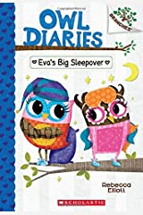 Eva's Big Sleepover (Owl Diaries) Paperback