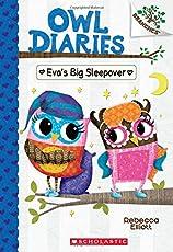 Owl Diaries #9: Eva's Big Sleepover: A Branches Book