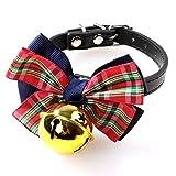 Ellaao Katzenhalsband, für Kleine und mittelgroße Hunde