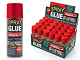 Best Con-Tact Fabric Glues - Home Office Adhesive Contact Spray Design Model Making Review