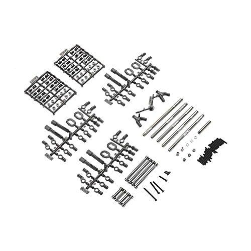 "Axial TR Links WB Set 12"" (305 mm) SCX10, AX31142"