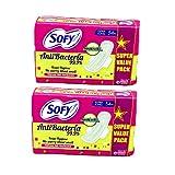 Sofy Body Fit Anti Bacteria Sanitary Nap...