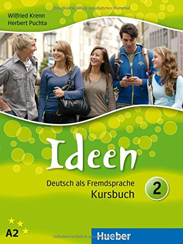 Ideen. Kursbuch. Per le Scuole superiori: IDEEN 2 Kursbuch (alum.)