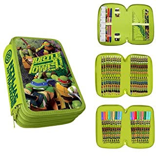 Estuche Ninja Turtles Nickelodeon