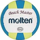 Molten V1B300-CY Volleyball, Weiß, 1