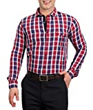 Solemio Men's Smart Fit Cotton Shirt