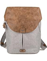 """zwei Olli O12 Rucksack mit Laptopfach 13"""" 32 cm"""