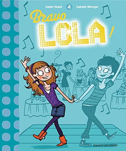 Bravo Lola !