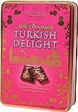 Walkers Milk Chocolate Turkish Delight Thins Tin 300 g