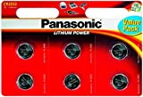 Panasonic Specialist Lithium Coin Batteries CR2032 x 12
