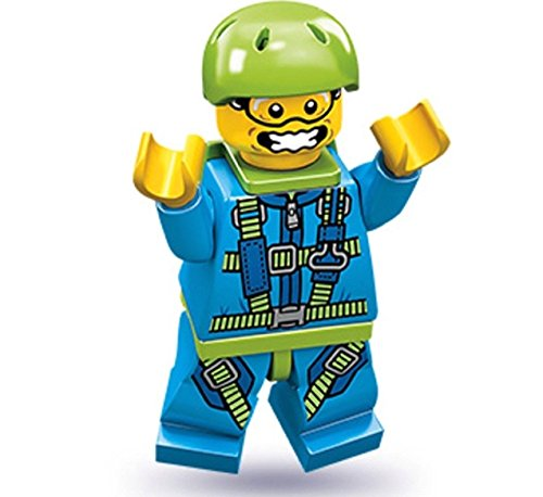 Lego Fallschirmspringer (Lego-mini-serie 6)