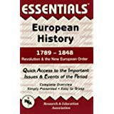 European History: 1789 to 1848 Essentials