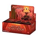 Magic the Gathering MTG-Hou-BD-EN Hour of Devastation Booster Display Kartenspiel-Englisch, 36 Packung