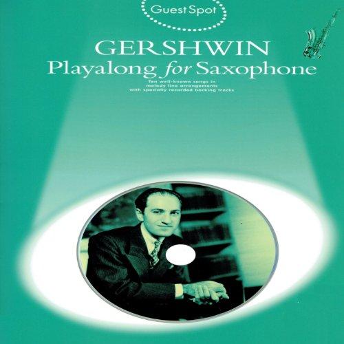 Gershwin: Playalong for Saxophone