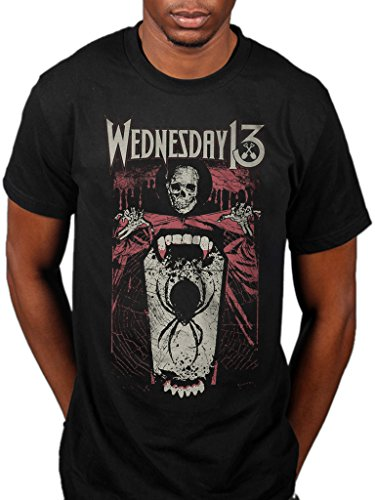 AWDIP Official Wednesday 13th Spider Shovel T-Shirt