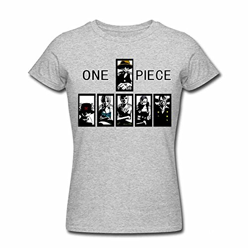 Anime One Piece Women's T-shirt-S
