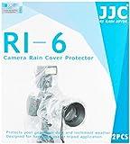 Cubierta protectora impermeable para cámara y objetivo JCC, 2 unidades, transparente