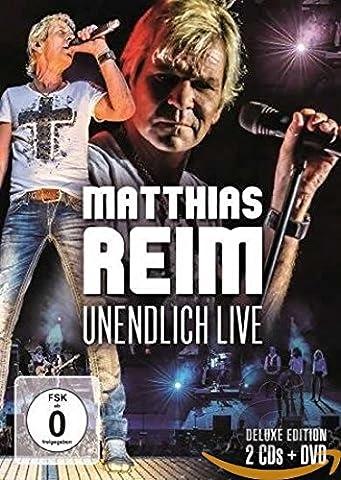 Unendlich Live (Limited Edition inkl. DVD) (Matthias Reim Cds)