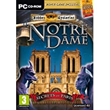 Hidden Mysteries Notre Dame - Secrets in Paris (PC CD) [Importación inglesa]