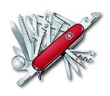 Victorinox Taschenmesser Swiss Champ, Rot