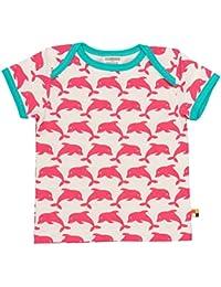 loud + proud Mädchen T-Shirt, Druck
