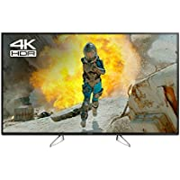 Panasonic TX-49EX600B 49-Inch 800 Hz Widescreen 4K Ultra HD HDR Smart LED TV with Freeview Play (2017 Model)