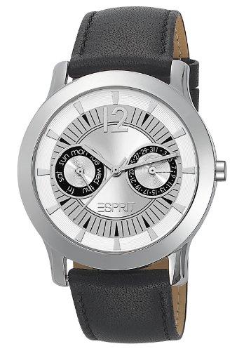 Esprit ES105182001 - Reloj analógico para mujer de cuero multicolor
